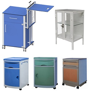 hospital Bed Side Cabinet bd