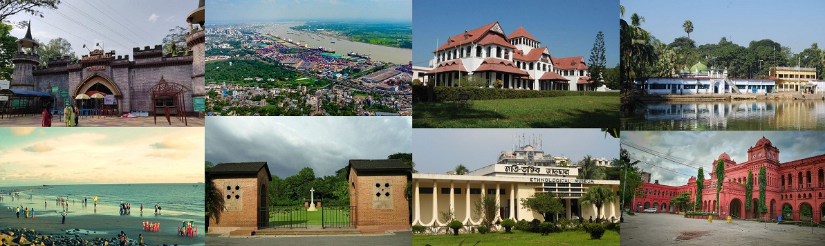 Chittagong division tourist attraction