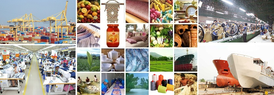 export products of bangladesh
