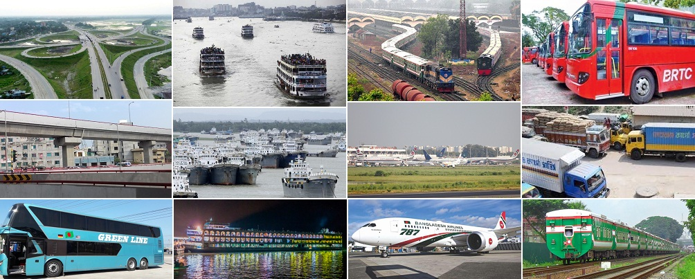 Transport Sector of bangladesh