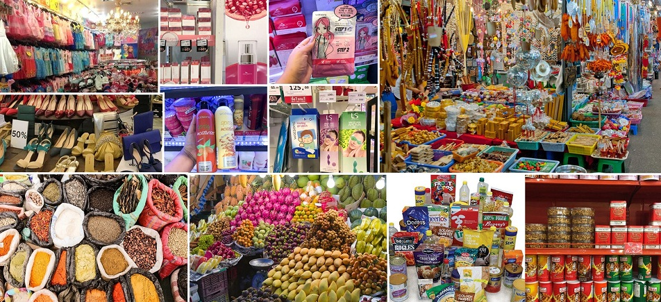 thailand products in bangladesh